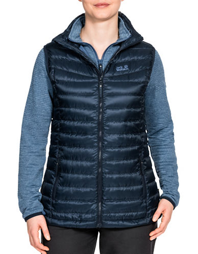 Jack Wolfskin Tongari Vista Jacket-MIDNIGHT BLUE-X-Small