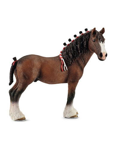 Schleich Clydesdale Gelding Toy-MULTI-One Size