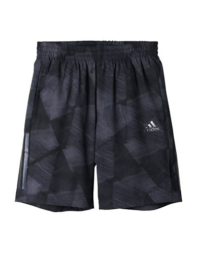 Adidas 3-Striped Training Shorts-BLACK-X-Large 89158274_BLACK_X-Large