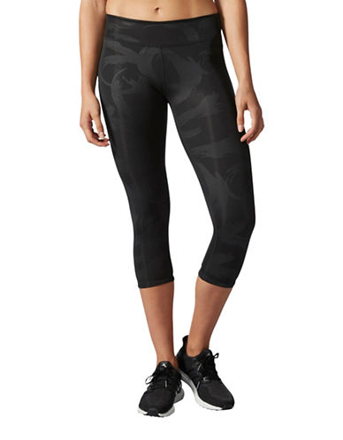 Adidas Memphis Brushstroke Printed Capri Tights-BLACK-Large 89169277_BLACK_Large