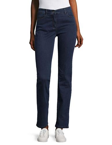 Olsen Lisa Jeans-BLUE-EUR 44/US 14
