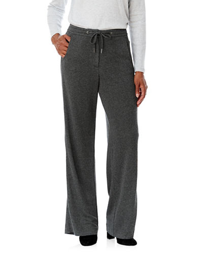 Olsen Anna Sweatpants-BLACK-EUR 40/US 10