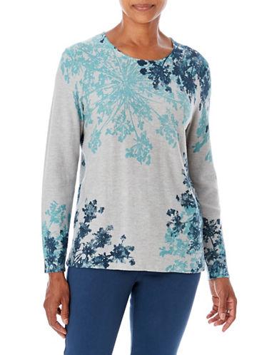 Olsen Spring Pullover-BLUE-EUR 40/US 10