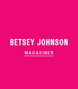 Betsey Johnson lingerie
