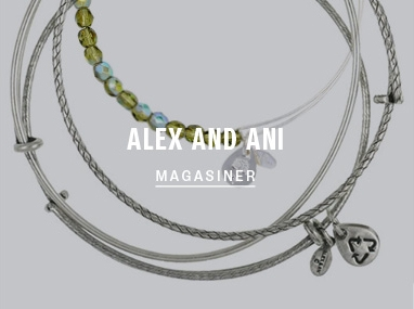Alex and Ani jewellery