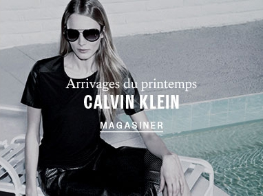 Calvin Klein new arrivals