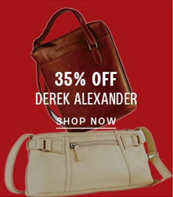 35% off Derek Alexander handbags