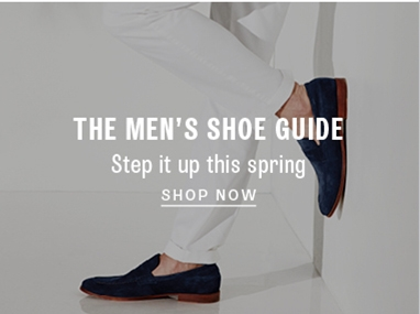 The Men's Shoe Guide