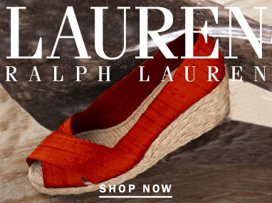 Lauren Ralph Lauren Shoes