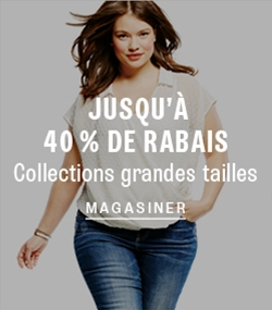 Up to 40% off plus size collections