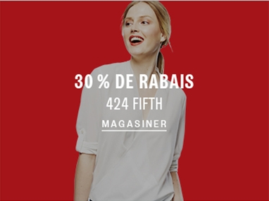 30% off 424 Fifth