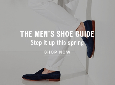 Men's Shoe Guide
