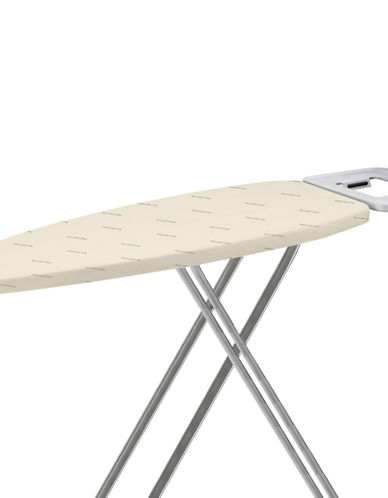 Rowenta Ironing Board Cover-WHITE-One Size