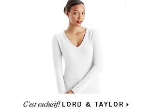 Lord and Taylor apparel