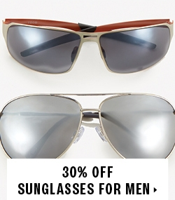 Men's sunglasses on sale