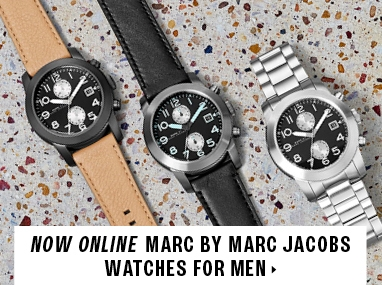 Marc by Marc Jacobs watches for men