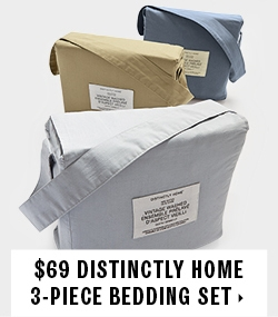 $69 Distinctly Home Bedding Set