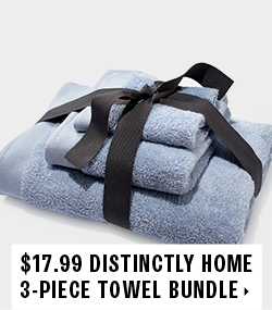 $17.99 Distinctly home 3 piece Bundle