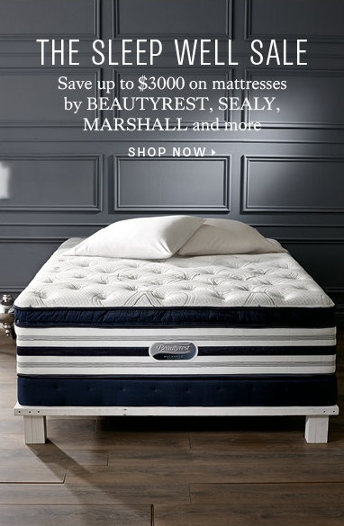 Save up to $3000 on mattresses