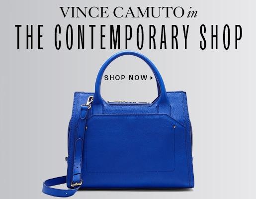 Vince Camuto contemporary handbags