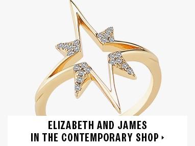 Elizabeth and James fashion jewellery