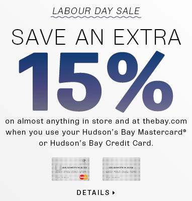 Save 15% this weekend