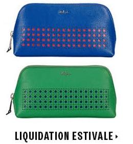 Summer clearance on handbags