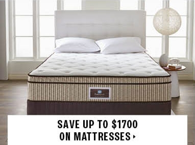 save up to $1700 on matresses