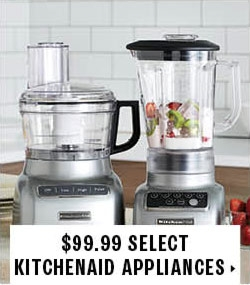 $99.99 select kitchenaid