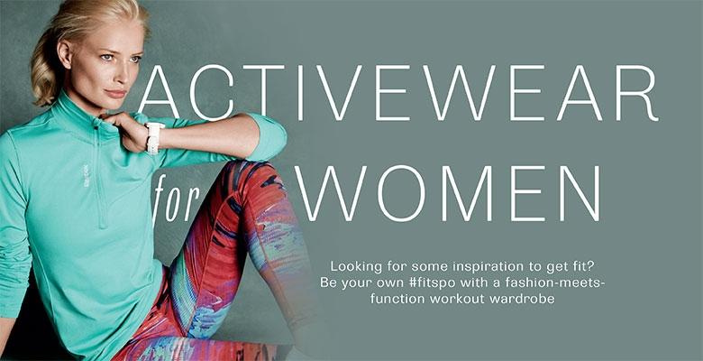 Activewear Women S Hudson S Bay