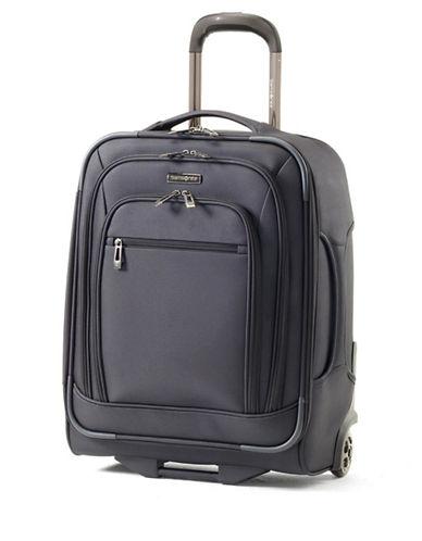 Samsonite Rhapsody Pro DLX Upright Carry-On Luggage-BLACK-19