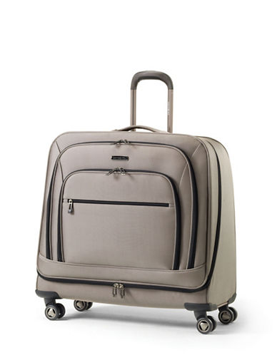 Samsonite Rhapsody Pro DLX Spinner Garment Bag-BEIGE-One Size