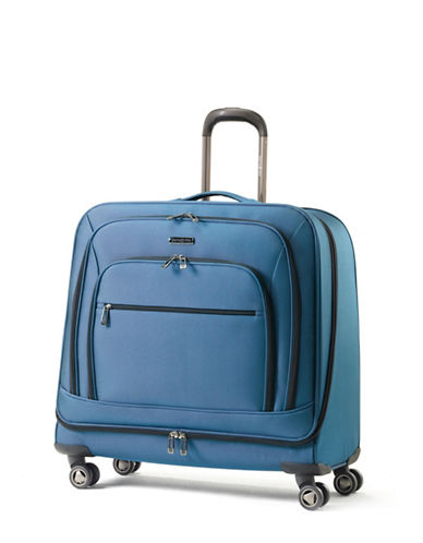 Samsonite Rhapsody Pro DLX Spinner Garment Bag-TEAL-One Size