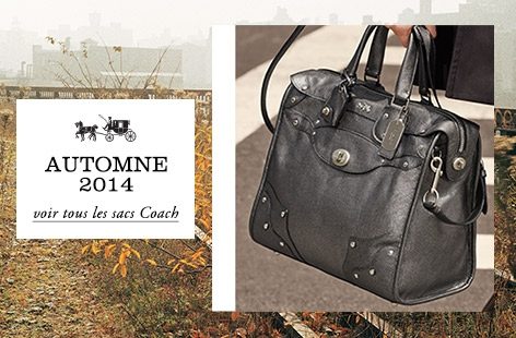 New Look! Coach