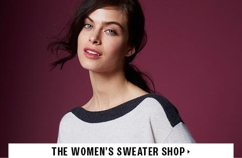 Women's Sweater Shop