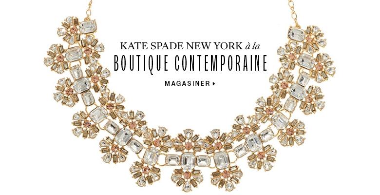 Kate Spade New York in The Contemporar Shop