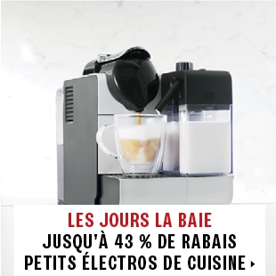 up to 43% off small appliances