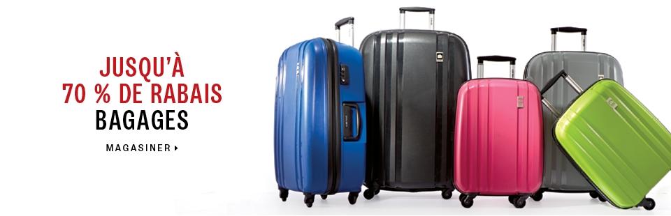 UPTO 70% off Luggage