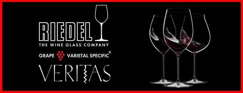 Bildergebnis für riedel wine glasses veritas