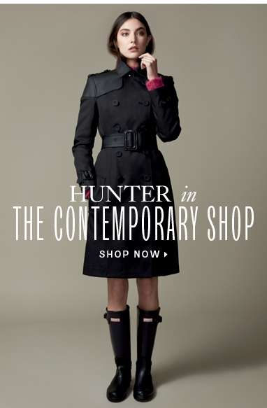 The Contemporary Shop featuring HUNTER