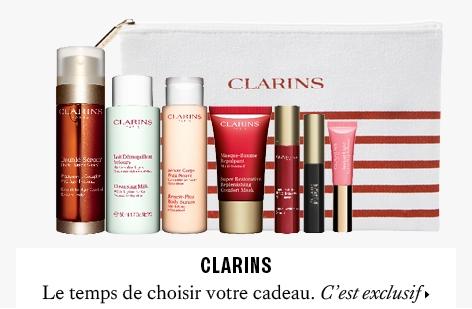 Clarins GWP