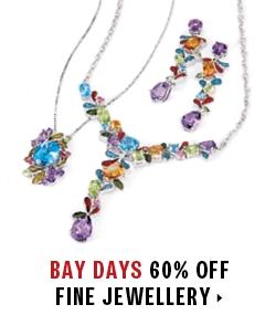 60% off fine jewellery