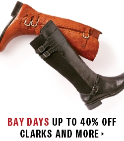 Up to 40% off shoes and fashion boots