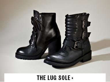The Lug Sole