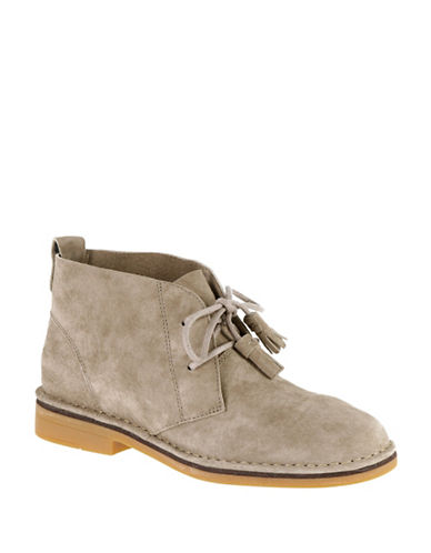 Hush Puppies Cyra Catelyn Loafers-TAUPE-7.5