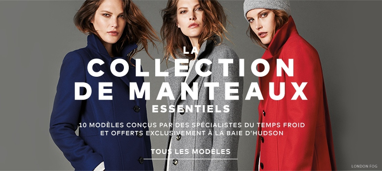 the essential coats collection