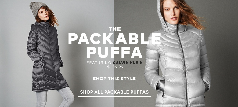 the packable puffa