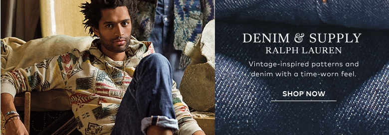 Shop Denim & Supply Ralph Lauren