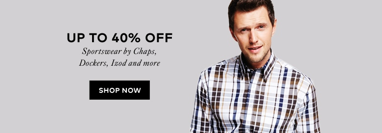 Up to 40% Off Sportswear