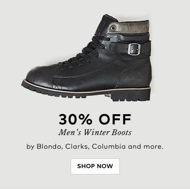 Shop Mens Winter Boots